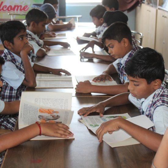 Gurunanak Dev Public Shcool Labrary (4)